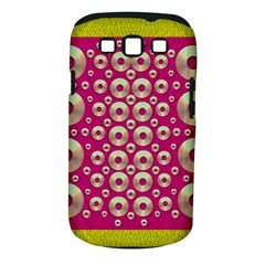 Going Gold Or Metal On Fern Pop Art Samsung Galaxy S Iii Classic Hardshell Case (pc+silicone) by pepitasart