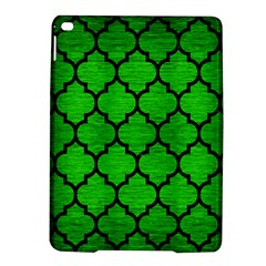 Tile1 Black Marble & Green Brushed Metal (r) Ipad Air 2 Hardshell Cases