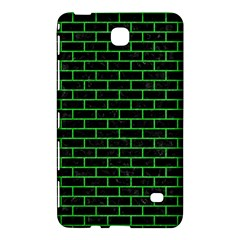 Brick1 Black Marble & Green Colored Pencil Samsung Galaxy Tab 4 (8 ) Hardshell Case  by trendistuff