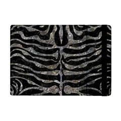 Skin2 Black Marble & Gray Stone Ipad Mini 2 Flip Cases by trendistuff