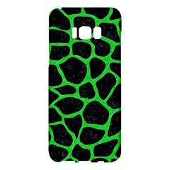 Skin1 Black Marble & Green Colored Pencil (r) Samsung Galaxy S8 Plus Hardshell Case  by trendistuff