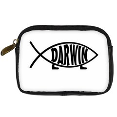 Darwin Fish Digital Camera Cases