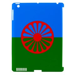 Gypsy Flag Apple Ipad 3/4 Hardshell Case (compatible With Smart Cover) by Valentinaart