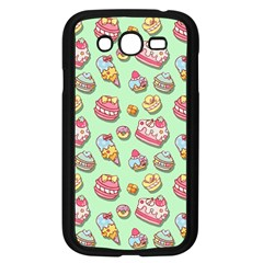 Sweet Pattern Samsung Galaxy Grand Duos I9082 Case (black) by Valentinaart