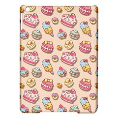 Sweet Pattern Ipad Air Hardshell Cases by Valentinaart