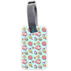Sweet Pattern Luggage Tags (two Sides)