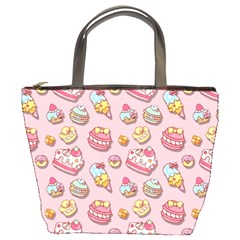 Sweet Pattern Bucket Bags