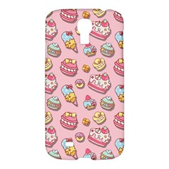 Sweet Pattern Samsung Galaxy S4 I9500/i9505 Hardshell Case by Valentinaart