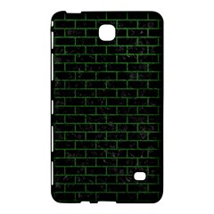 Brick1 Black Marble & Green Leather Samsung Galaxy Tab 4 (8 ) Hardshell Case  by trendistuff