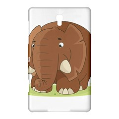 Cute Elephant Samsung Galaxy Tab S (8 4 ) Hardshell Case  by Valentinaart