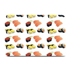 Sushi Pattern Plate Mats by Valentinaart