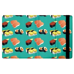 Sushi Pattern Apple Ipad Pro 9 7   Flip Case