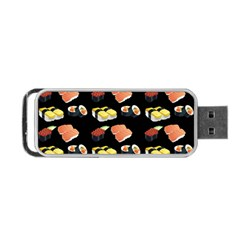 Sushi Pattern Portable Usb Flash (two Sides)