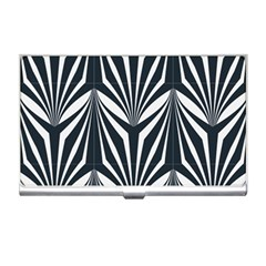 Art Deco, Black,white,graphic Design,vintage,elegant,chic Business Card Holders by 8fugoso