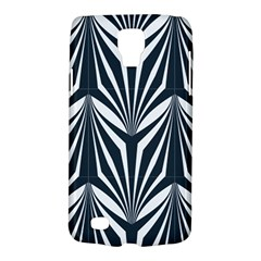 Art Deco, Black,white,graphic Design,vintage,elegant,chic Galaxy S4 Active by 8fugoso