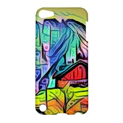 Magic Cube Abstract Art Apple Ipod Touch 5 Hardshell Case by 8fugoso
