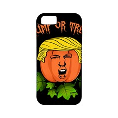 Trump Or Treat  Apple Iphone 5 Classic Hardshell Case (pc+silicone) by Valentinaart