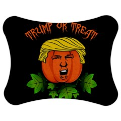 Trump Or Treat  Jigsaw Puzzle Photo Stand (bow) by Valentinaart
