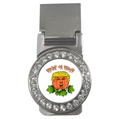 Trump Or Treat  Money Clips (cz)  by Valentinaart