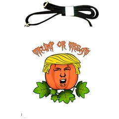 Trump Or Treat  Shoulder Sling Bags by Valentinaart