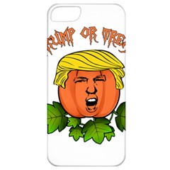 Trump Or Treat  Apple Iphone 5 Classic Hardshell Case by Valentinaart