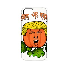 Trump Or Treat  Apple Iphone 5 Classic Hardshell Case (pc+silicone)