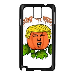 Trump Or Treat  Samsung Galaxy Note 3 N9005 Case (black) by Valentinaart