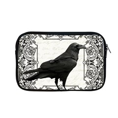 Vintage Halloween Raven Apple Macbook Pro 13  Zipper Case by Valentinaart