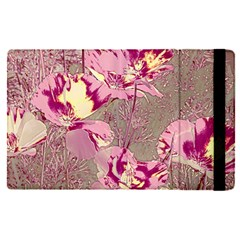 Amazing Glowing Flowers 2b Apple Ipad Pro 12 9   Flip Case by MoreColorsinLife