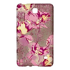 Amazing Glowing Flowers 2b Samsung Galaxy Tab 4 (7 ) Hardshell Case  by MoreColorsinLife