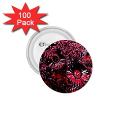 Amazing Glowing Flowers C 1 75  Buttons (100 Pack)  by MoreColorsinLife