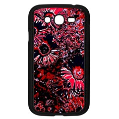 Amazing Glowing Flowers C Samsung Galaxy Grand Duos I9082 Case (black) by MoreColorsinLife