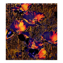 Amazing Glowing Flowers 2a Shower Curtain 66  X 72  (large)  by MoreColorsinLife