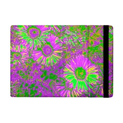 Amazing Neon Flowers A Ipad Mini 2 Flip Cases by MoreColorsinLife