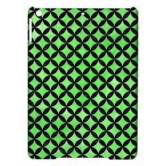 Circles3 Black Marble & Green Watercolor (r) Ipad Air Hardshell Cases by trendistuff