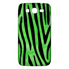 Skin4 Black Marble & Green Watercolor Samsung Galaxy Mega 5 8 I9152 Hardshell Case  by trendistuff