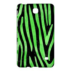 Skin4 Black Marble & Green Watercolor (r) Samsung Galaxy Tab 4 (8 ) Hardshell Case  by trendistuff