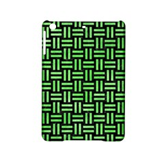 Woven1 Black Marble & Green Watercolor Ipad Mini 2 Hardshell Cases by trendistuff