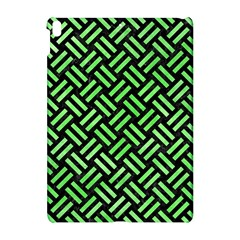 Woven2 Black Marble & Green Watercolor Apple Ipad Pro 10 5   Hardshell Case by trendistuff