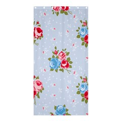 Cute Shabby Chic Floral Pattern Shower Curtain 36  X 72  (stall)  by 8fugoso