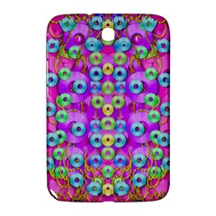 Festive Metal And Gold In Pop Art Samsung Galaxy Note 8 0 N5100 Hardshell Case  by pepitasart