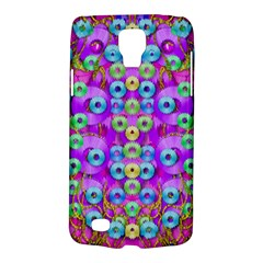 Festive Metal And Gold In Pop Art Galaxy S4 Active by pepitasart