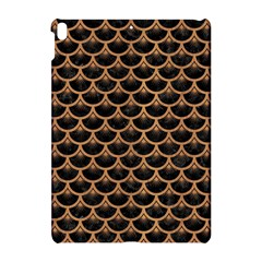 Scales3 Black Marble & Light Maple Wood Apple Ipad Pro 10 5   Hardshell Case by trendistuff