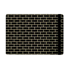 Brick1 Black Marble & Light Sand Ipad Mini 2 Flip Cases by trendistuff