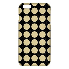 Circles1 Black Marble & Light Sand Iphone 6 Plus/6s Plus Tpu Case by trendistuff