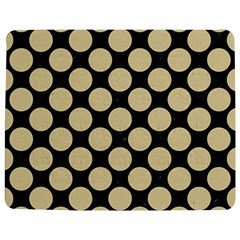 Circles2 Black Marble & Light Sand Jigsaw Puzzle Photo Stand (rectangular) by trendistuff
