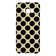 Circles2 Black Marble & Light Sand (r) Samsung Galaxy S8 Plus Hardshell Case  by trendistuff