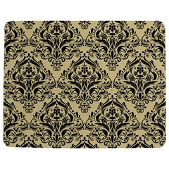 Damask1 Black Marble & Light Sand (r) Jigsaw Puzzle Photo Stand (rectangular) by trendistuff