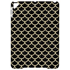 Scales1 Black Marble & Light Sand Apple Ipad Pro 9 7   Hardshell Case by trendistuff
