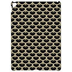 Scales3 Black Marble & Light Sand Apple Ipad Pro 12 9   Hardshell Case by trendistuff